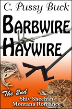 Barbwire Haywire ebook cover