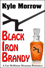 Black Iron Brandy cover by Caligraphics