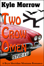 Two Crow Omen ebook by Caligraphics